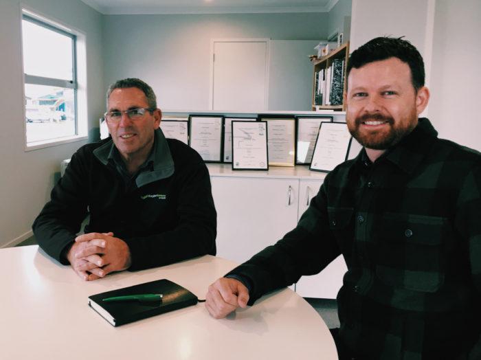 Changes at Ezyline: New showroom, new team