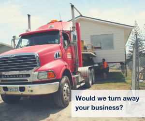 3 reasons we'd turn your business away